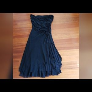 Black Anthropologie Dress sz M